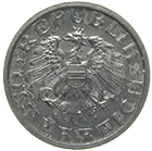 Republic of Austria, 10 Groschen 1948 (obverse)