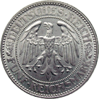 German Empire, Weimar Republic, 5 Reichsmark 1927 (obverse)