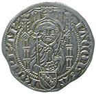 Holy Roman Empire, Archbishopric of Treves, Jacob I of Sierk, Albus (obverse)
