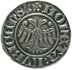 Holy Roman Empire, Free City of Lübeck, Witten (obverse)