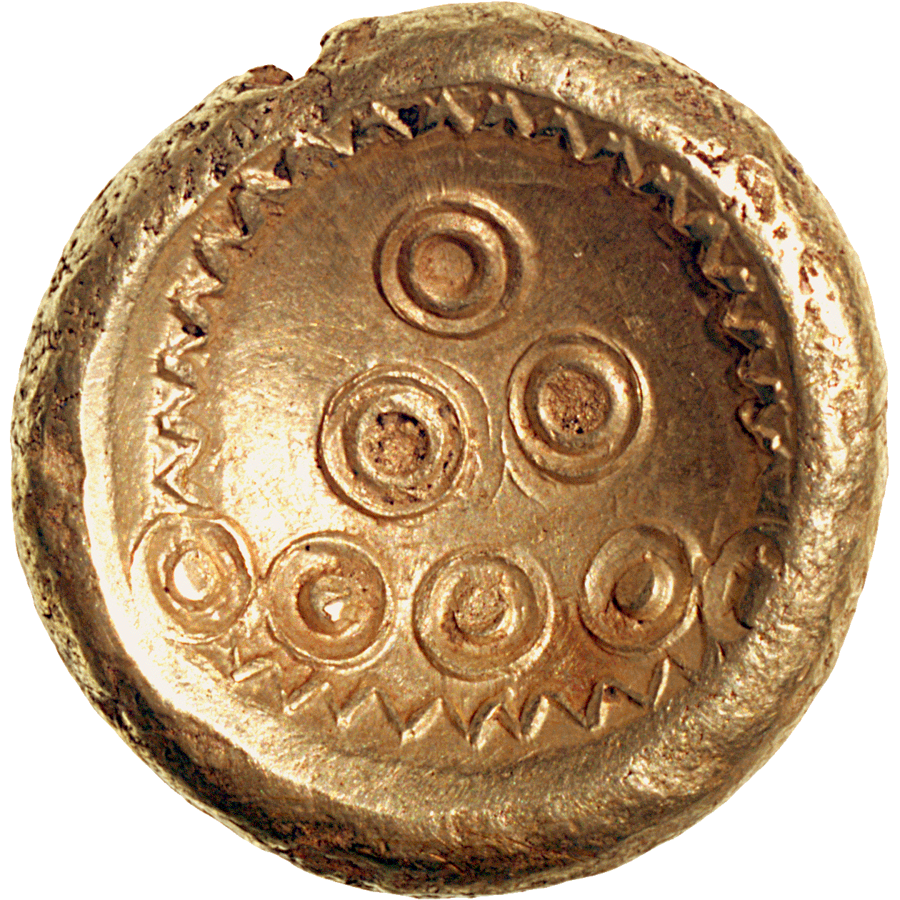 Hesse or the Rhineland, Stater (reverse)