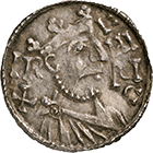 Holy Roman Empire, Henry II the Saint, Pfennig (obverse)