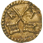 Holy Roman Empire, City of Regensburg, 1/32 Ducate (obverse)
