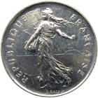 Republic of France, 5 Francs 1973 (obverse)