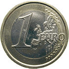 Republic of San Marino, 1 Euro 2009 (obverse)