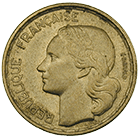 Republic of France, 10 Francs 1952 (obverse)