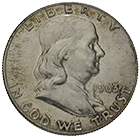 United States of America, Half Dollar 1963 (obverse)