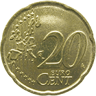 Republic of San Marino, 20 Euro Cent 2008 (obverse)