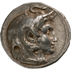 Kingdom of Egypt, Ptolemy I Soter , Tetradrachm (obverse)