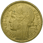Republic of France, 1 Franc 1937 (obverse)