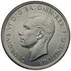 United Kingom of Great Britain for Australia, George VI, 1 Crown 1937 (obverse)