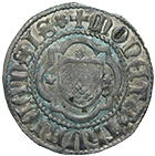 Holy Roman Empire, City of Zurich, Plappart (obverse)