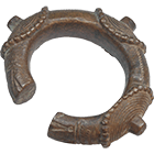 Guinea Coast, Bangle for Arm or Leg (obverse)