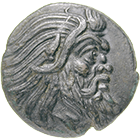 Bosporan Kingdom, Undefined Ruler, Bronze Unit (AE) (obverse)