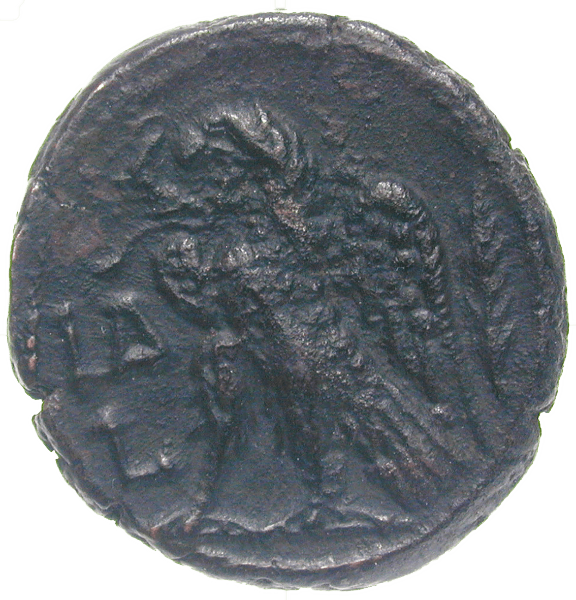 Roman Empire, Gallienus for his wife Salonina, Tetradrachm (reverse)