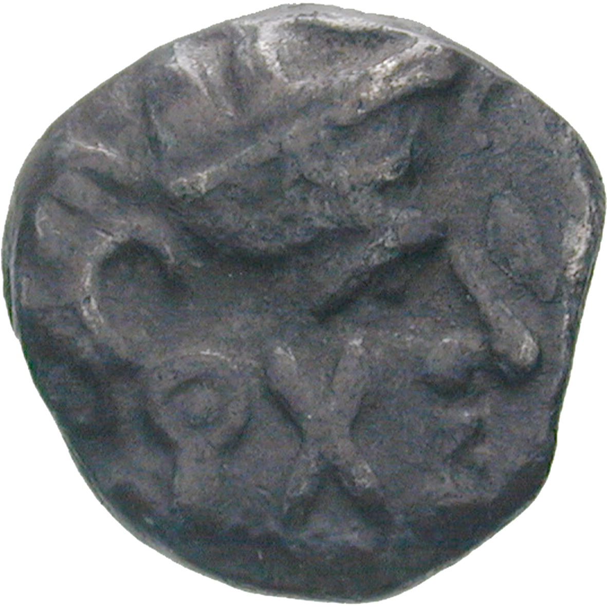 South Arabia, Kingdom of Sheba, 1/4 Drachm (obverse)