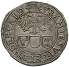 Holy Roman Empire, Joint Issue of Uri, Schwyz and Unterwalden, Dicken (obverse)