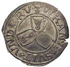 Holy Roman Empire, Joint Issue of Uri, Schwyz and Unterwalden, Double Vierer (obverse)