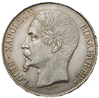 Republic of France, 5 Francs 1852 (obverse)