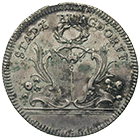 City of Burgdorf, Catechism Pfennig (obverse)