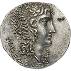 Macedon under the Romans, Tetradrachm (obverse)