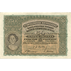Swiss Confederation, 50 Francs (2nd Banknote Series, in Circulation 1911-1980) (obverse)