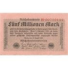 Deutsches Reich, Weimarer Republik, 5 Millionen Mark 1923 (obverse)