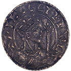 Kingdom of England, William I the Conqueror, Penny (obverse)
