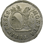 Republic of Zurich, 5 Schillings 1784 (obverse)