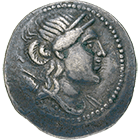 Eastern Celtic Tribe, Tetradrachm (obverse)