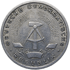 German Democratic Republic, 1 Deutsche Mark 1956 (obverse)