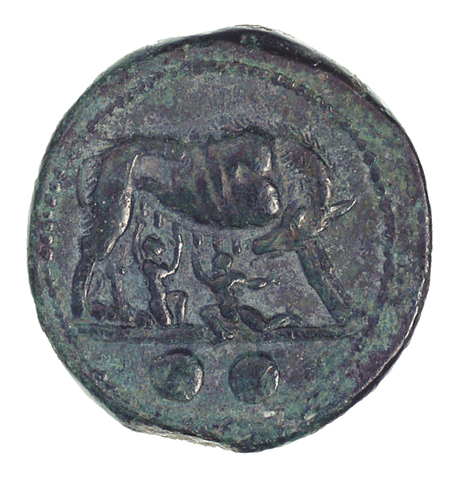 Roman Republic, anonymous Sextans (obverse)
