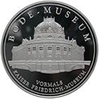 Federal Republic of Germany, Medal on the Reopening of the Bode-Museum Berlin (obverse)