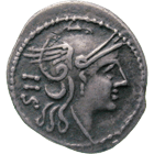 Roman Republic, Sesterce (obverse)