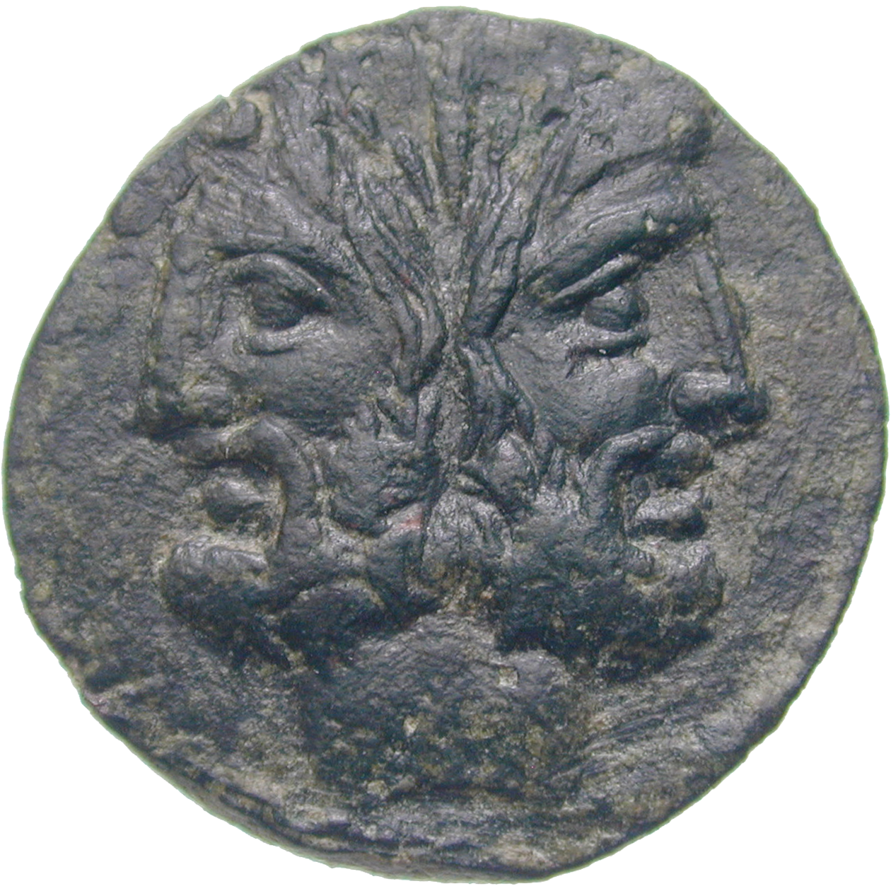Roman Republic, As (obverse)