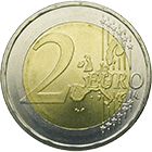 Republic of Greece, 2 Euro 2002 (obverse)