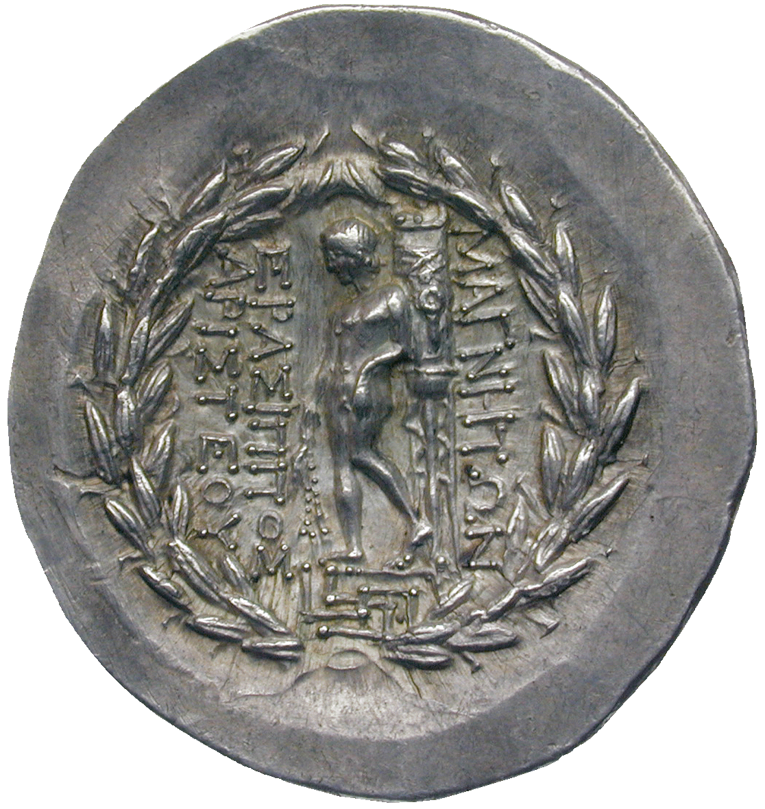 Ionia, Magnesia on the Maeander, Tetradrachm (reverse)