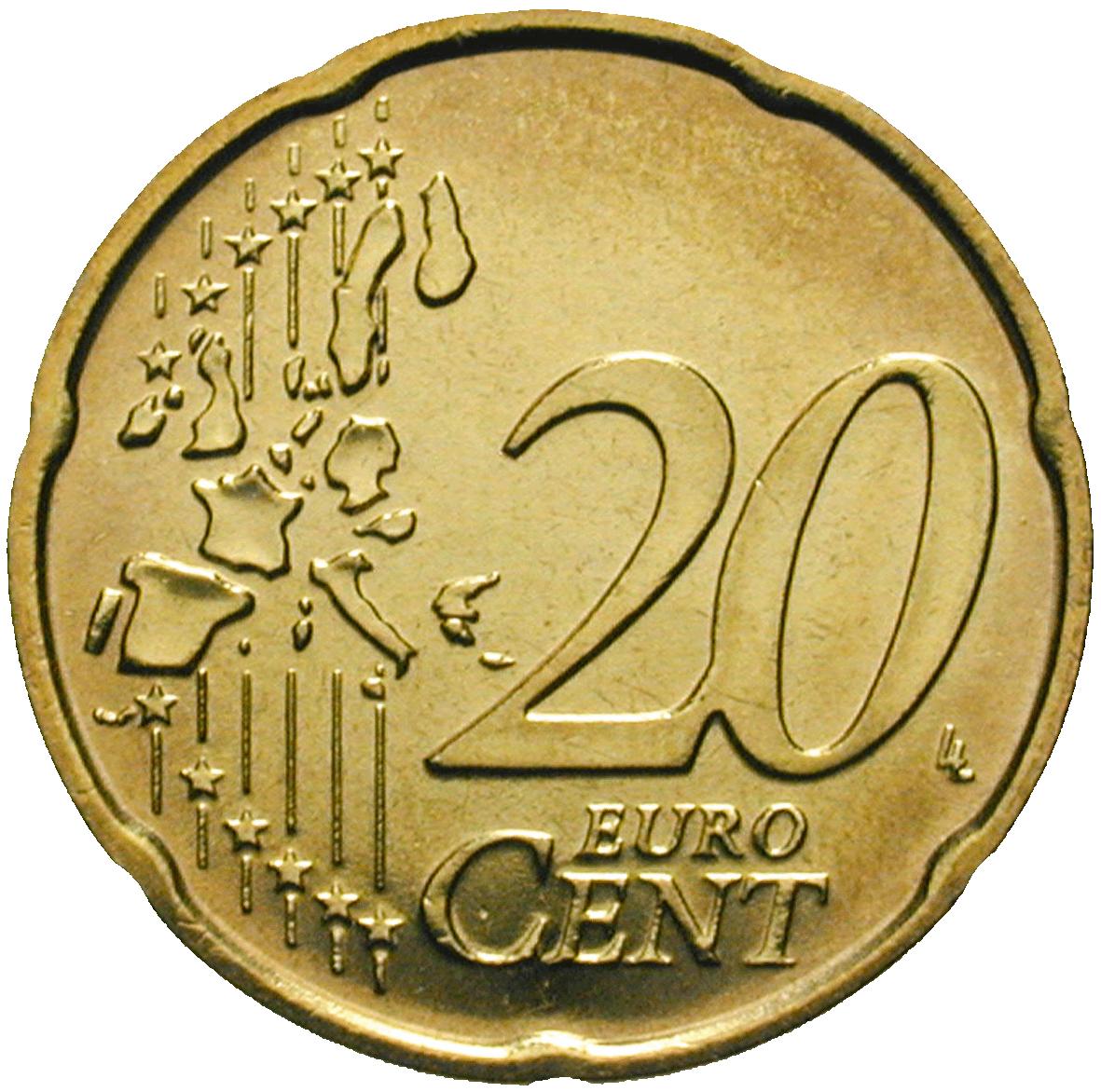 20 Cent MГјnze