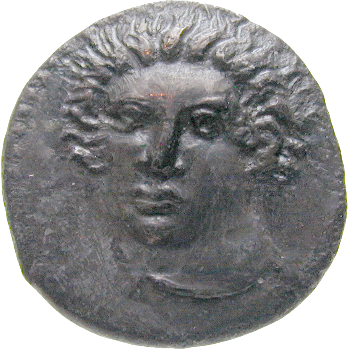 Sizilien, Abacaenum, Litra (obverse)