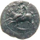 Sizilien, Himera, Hexas (obverse)