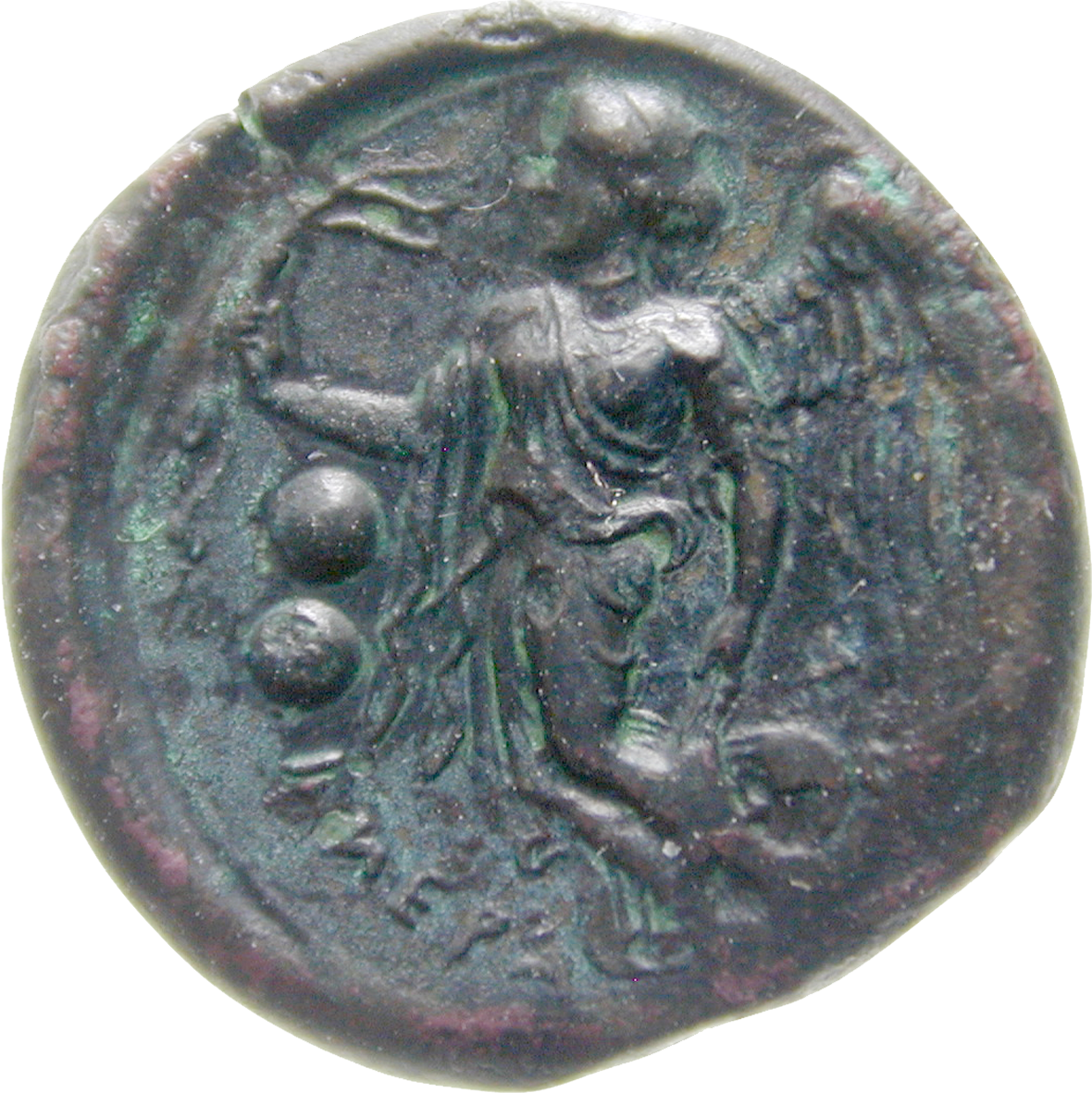 Sizilien, Himera, Hexas (reverse)