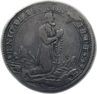 Republik of Obwalden, 20 Kreuzers (obverse)