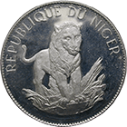 Republic of Niger, 10 Francs 1968 (obverse)
