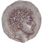 Kingdom of Macedonia, Perseus, Tetradrachm (obverse)