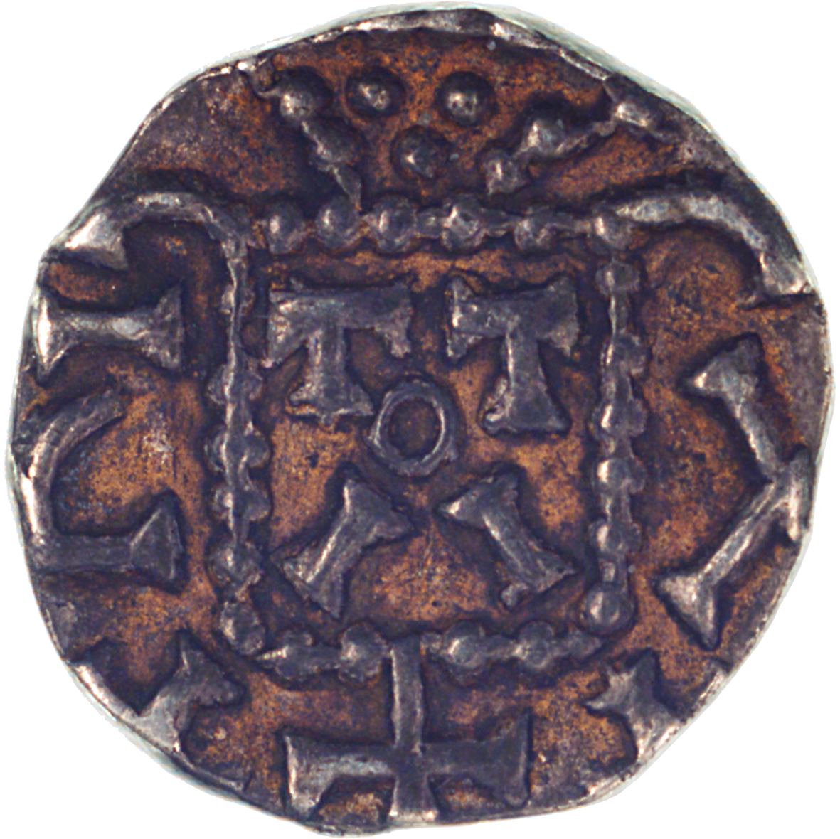 English Kingdoms, Primary Sceat (reverse)