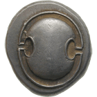 Boeotia, Thebes, Boeotian League, Stater (obverse)