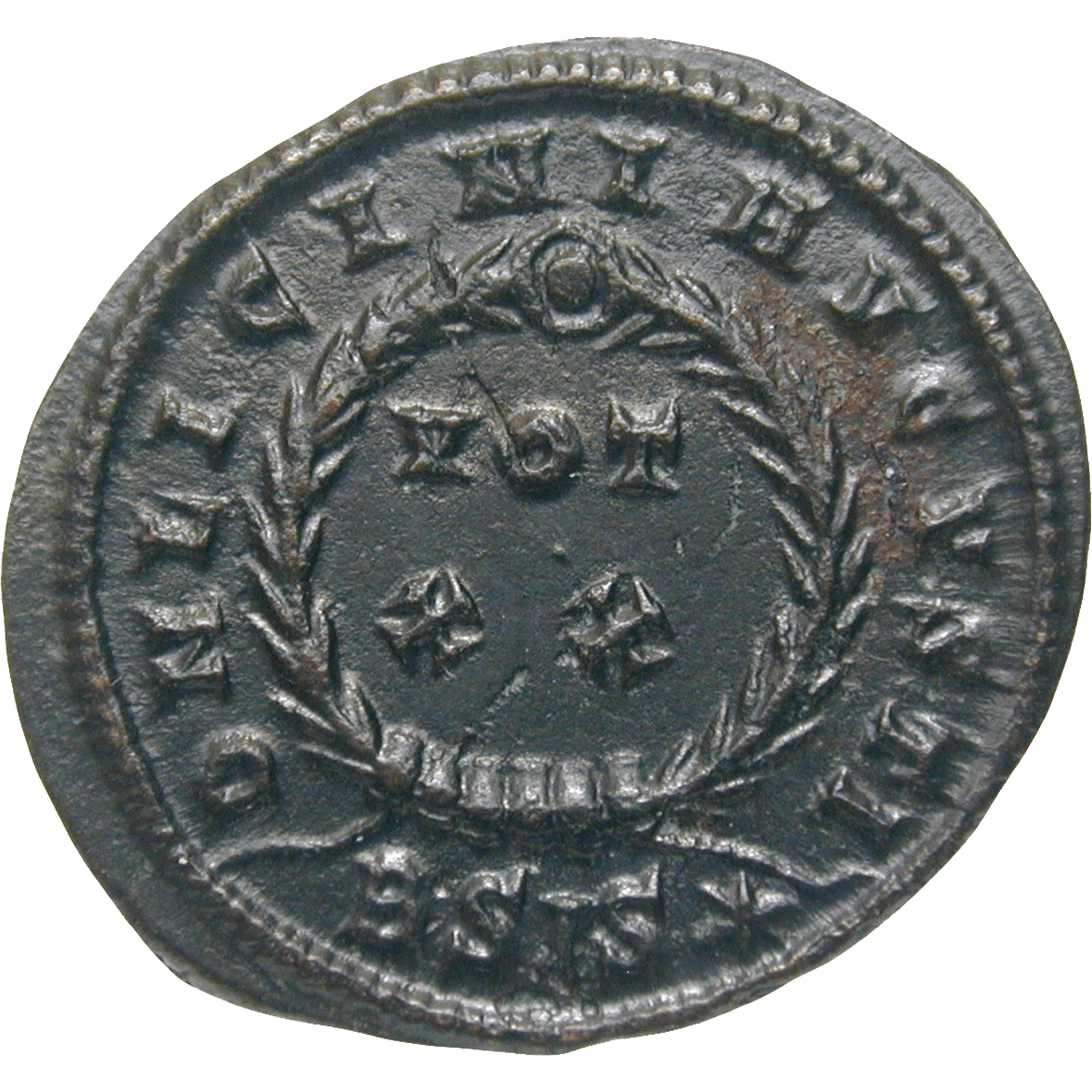 Roman Empire, Licinius, Follis (reverse)