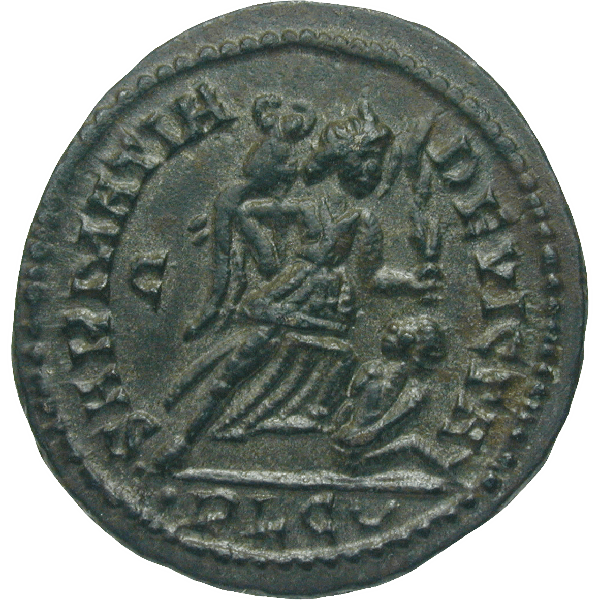 Roman Empire, Constantine the Great, Bronze Coin (reverse)