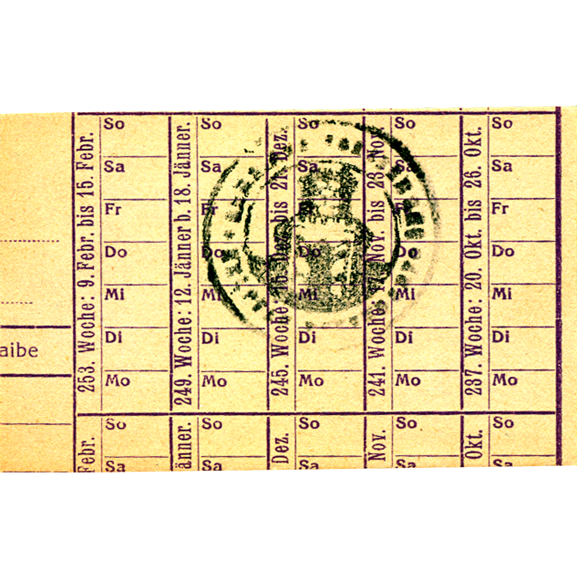 Republic of Austria, Community of Helpfau-Uttendorf, 50 Heller 1920 (reverse)