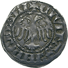 Holy Roman Empire, City of Lübeck, Dreiling (obverse)